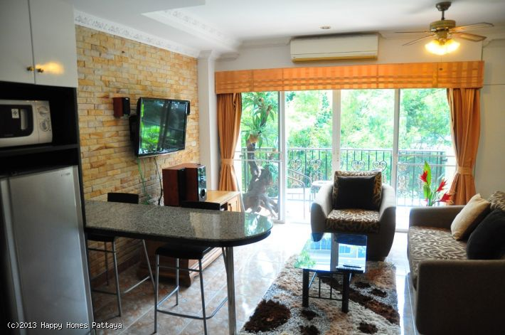 siam oriental  Condominiums to rent in Pratumnak Pattaya