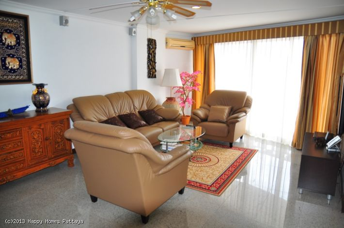 royal hill resort Condominiums til salgs I Pratumnak Pattaya