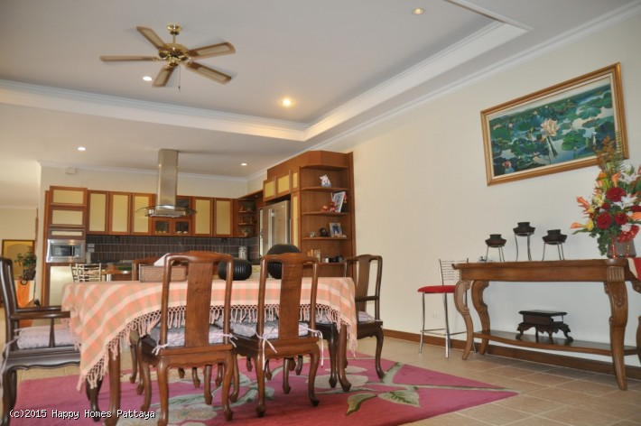 hs0110 house for sale in Jomtien