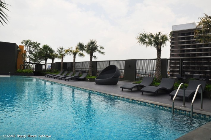 the chezz  Condominiums to rent in Central Pattaya Pattaya