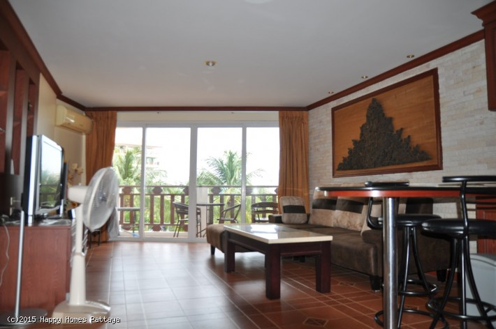 royal hill resort Condominiums til leie I Pratumnak Pattaya