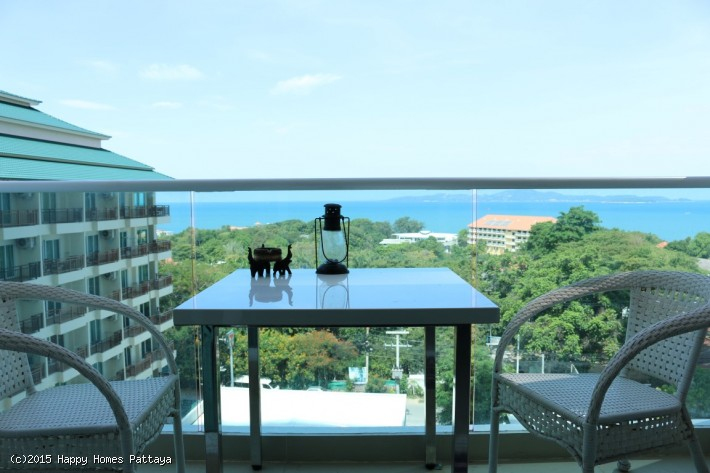 the view    for sale in Pratumnak Pattaya